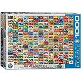 EuroGraphics 6000-0783 Volkswagen Jigsaw Puzzle, 1000