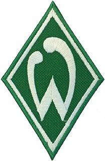 Unbekannt SV Werder Bremen Raute Aufnäher one Size, grün/weiß