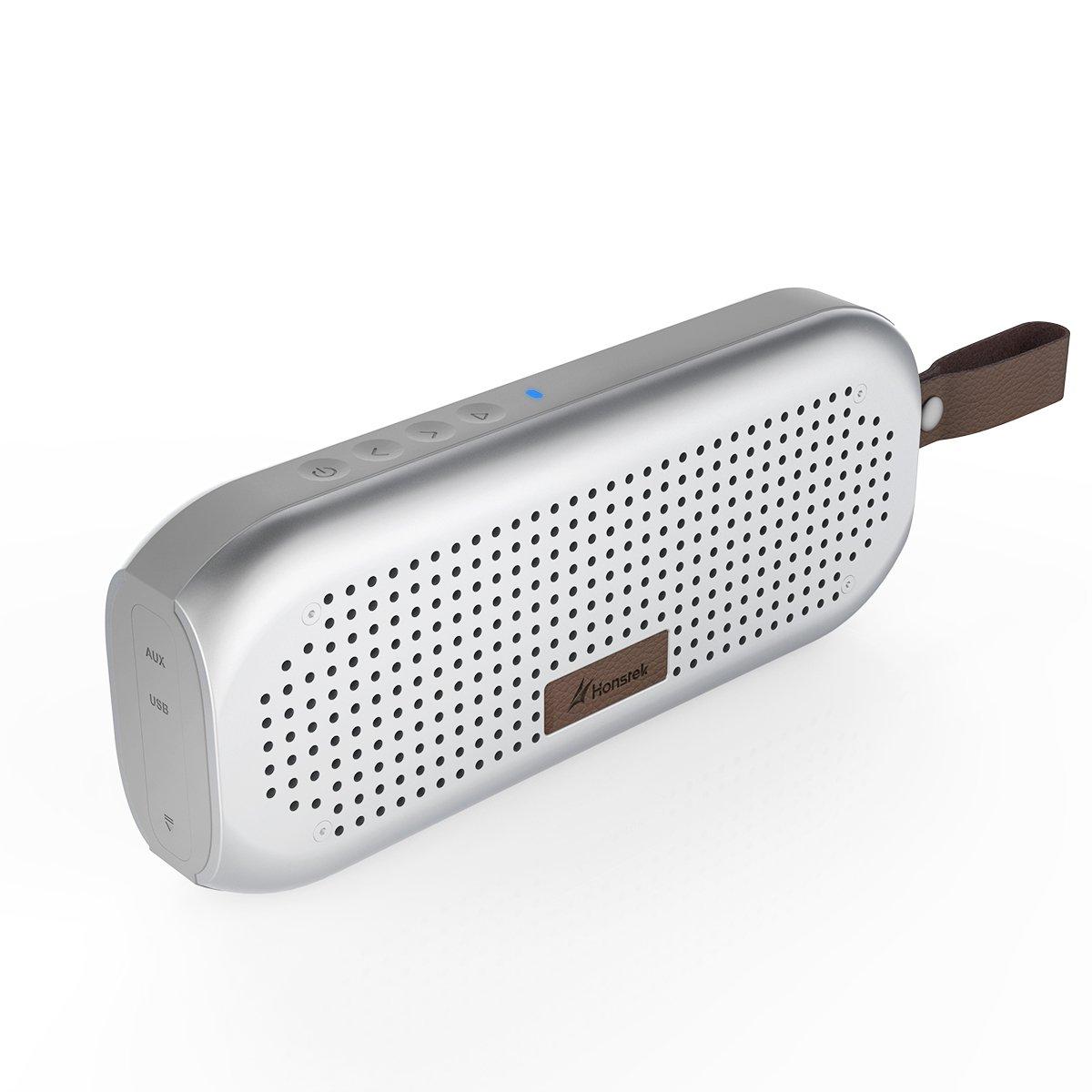 Altavoz Bluetooth inalámbrico K5 de Honstek, altavoz Bluetooth ...