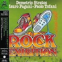 Rock & Roll Exibition (Jpn) by Mauro Pagani Demetrio Stratos (2007-08-29)