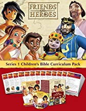 friends and heroes bible curriculum