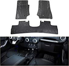 Aerzetix Strand//antenna tip blue//black car stereo universal length 12 cm