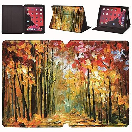 Leather Stand Cover Case Fit Ipad Mini 12345/Ipad Pro 9.7/10.5/11 Inch/Ipad Air 1/2/3/Ipad 234/Ipad 5/6/7/8 Generation (Color : Forest, Size : IPad Mini 1 2 3)