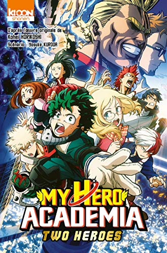 My Hero Academia Two Heroes Edition simple One-shot