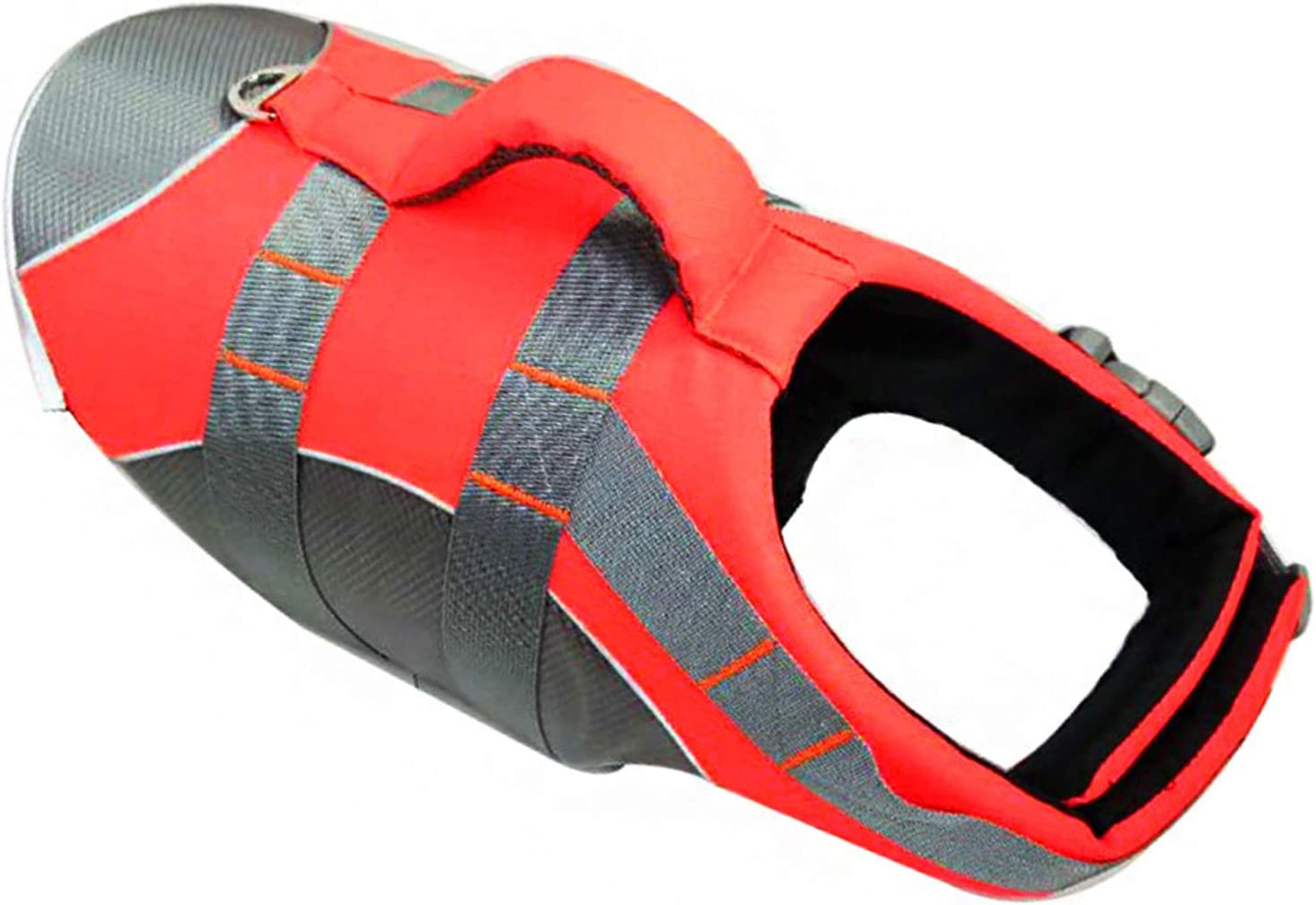 BIZAR Dog Life Jacket with Low price Rescue Handle cheap Adjustable Ripstop