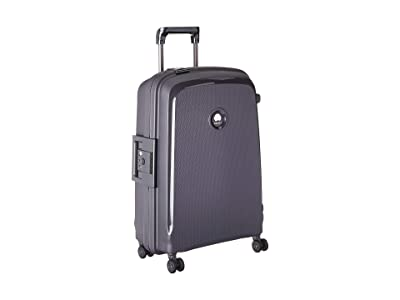 Delsey Belfort DLX Spinner Carry-On (Anthracite) Luggage