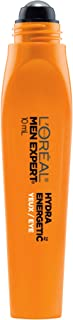 L'Oreal Paris Men Expert Hydra Energetic Eye Roller for Men, With Guarana and Vitamin C for Under Eye Bags and Dark Circle...