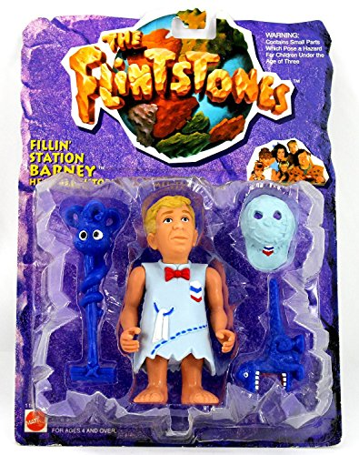 The Flintstones Movie Action Figure Fillin' Station Barney