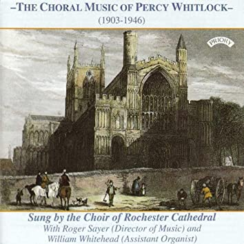 The Choral Music of Percy Whitlock