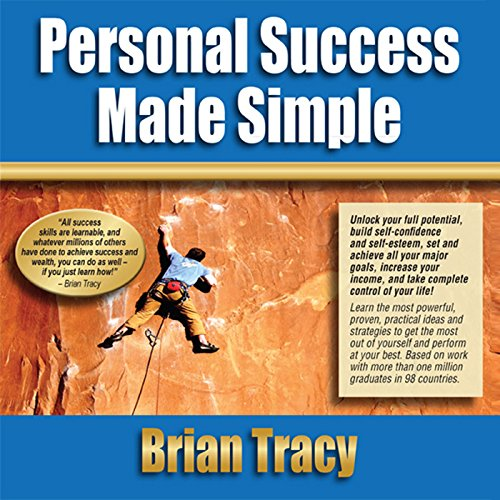 Personal Success Made Simple copertina