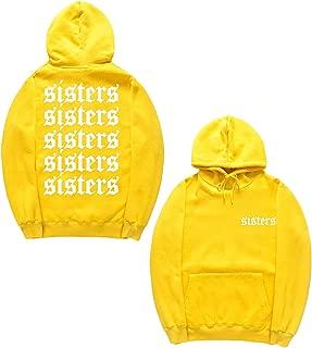 Sisters James Hoodie James Sweatshirt Charles Sisters James Apparel Yellow