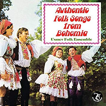 Authentic Folk Songs from Bohemia