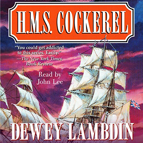 H.M.S. Cockerel audiobook cover art