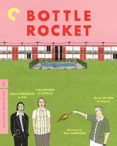 Bottle_Rocket_(S) [Reino Unido] [Blu-ray]