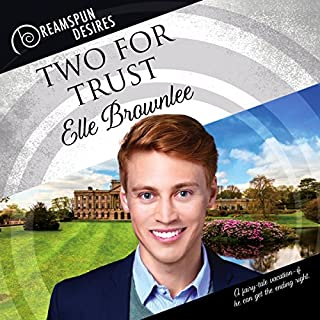 Two for Trust audiobook cover art