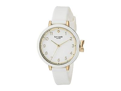 Kate Spade New York Park Row KSW1441 (White) Watches