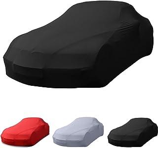 MyCarCover Autoplane In-Outdoor passend f/ür Nissan 370 Z Roadster Z34 Abdeckplane Autogarage Schmutzabweisend Wasserabweisend f/ür Winter /& Sommer