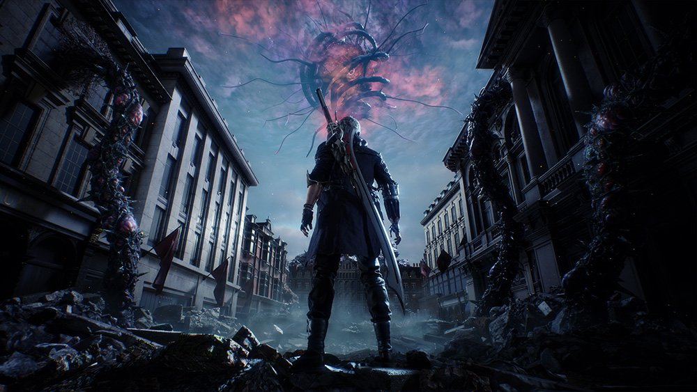 Devil May Cry 5 [Xbox One ] [Importación alemana]: Amazon.es ...