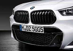 BMW純正部品 M PERFORMANCE F39 X2 シリーズ ブラック キドニー グリル 左右セット