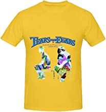 Tears For Fears Everybody Loves A Happy Ending Call Me Mellow Men Music T Shirt