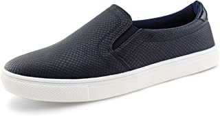 JABASIC Women Casual Sneakers Shoes Slip on Flats Loafers