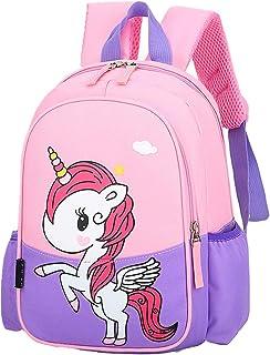 POWOFUN Kids Toddler Preschool Travel Backpack Cool Cute Cartoon Schoolbag