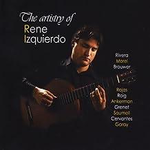 The Artistry Of Rene Izquierdo