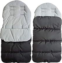 Bolsa Impermeable para Bebés Bolsa de Dormir Universal para Bebés Invierno Saco Cochecito a Prueba de Viento Cálido para Niños Pequeños para Silla de Paseo