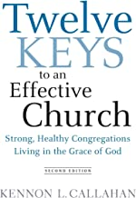 Twelve Keys to an Effective Church: Strong, Healthy Congregations Living in the Grace of God