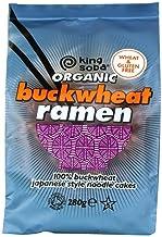 King Soba Buckwheat Ramen Noodle Cakes 280g
