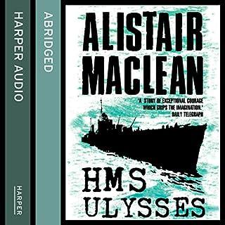 HMS Ulysses cover art