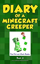 Diary of a Minecraft Creeper Book 3: Attack of the Barking Spider! (Volume 3)