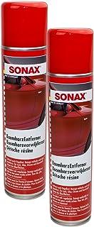 SONAX 2X 03903000 BaumharzEntferner Reiniger 400ml