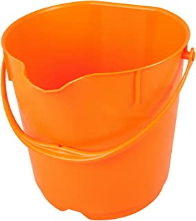 Limpiado 15 Liter Eimer mit Trageb/ügel HACCP IFS Lebensmittelecht aus Polypropylen 120/°C Hitzebest/ändig in 11 Farben