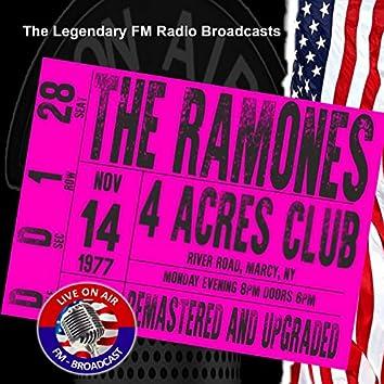 Legendary FM Broadcasts - 4 Acres Club, NY 14th November 1977