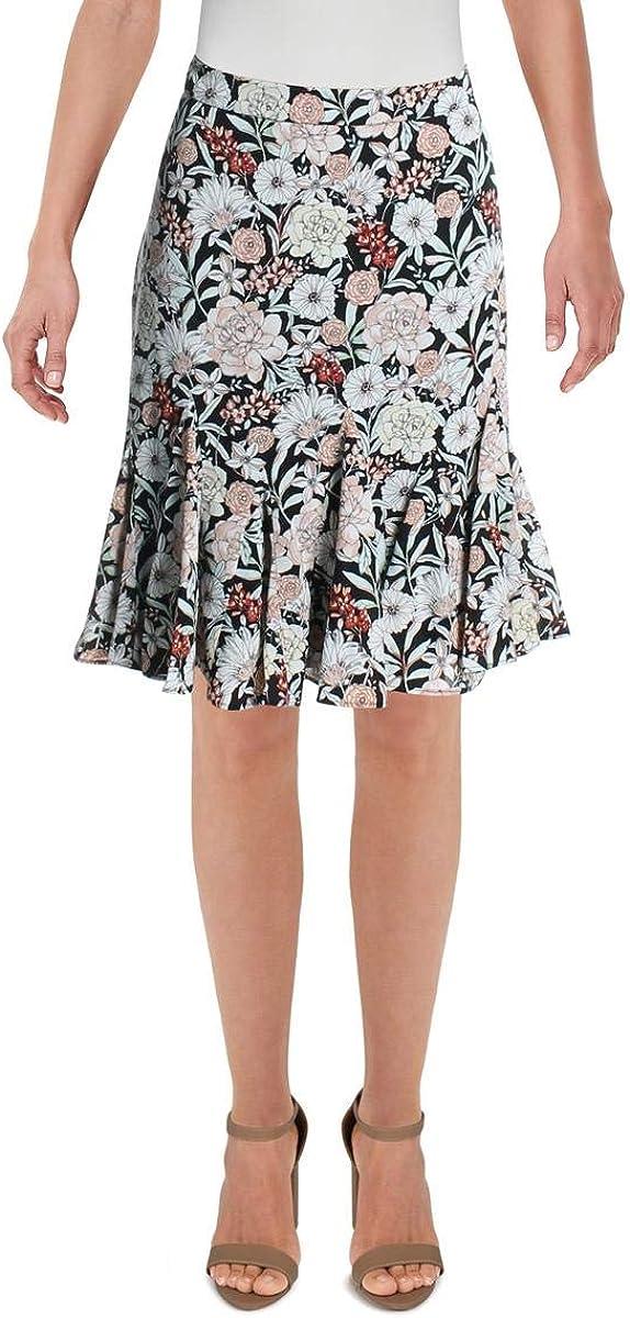 Karl Lagerfeld Women's Pleated Skirt