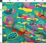 Great Barrier Reef, Meer, Riff, Australien, Ozean, Intensiv