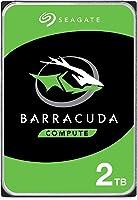 "Seagate BarraCuda, 2 TB, Disco duro interno, HDD, 3,5"", SATA 6 GB/s, 7200 RPM, caché de 64 MB para ordenador de..."