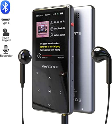 Amazon com: AAC MP3 Players