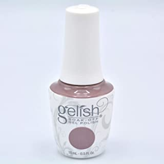 Hand & Nail Harmony Gelish Gel Polish I Or-Chid You Not, 0.5 Ounce