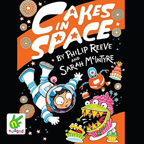 Page de couverture de Cakes in Space