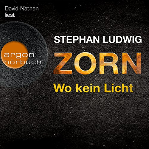 Zorn: Wo kein Licht audiobook cover art