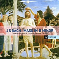 Mass in B Minor Bwv 232 by PARROTT / TAVERNER CONSORT & PLAYERS (2002-06-04)
