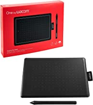 One by Wacom Student drawing tablet for Windows PC, Mac and certified Works With Chromebook