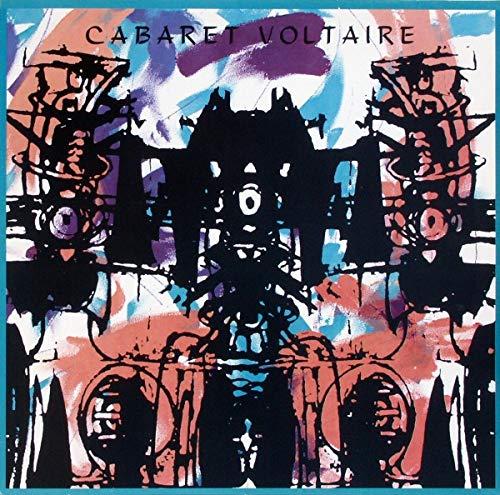 Cabaret Voltaire: Sensoria [12' Maxi, Virgin 601 526]