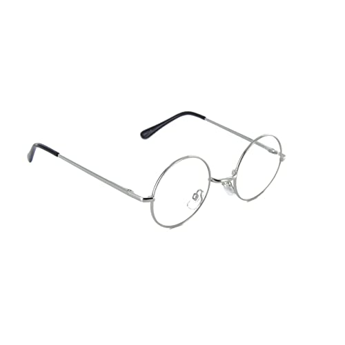 4fd4802eb6 Lennon Style Circle Round Glasses Metal Frame Harry Porter
