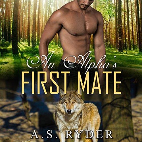 An Alpha's First Mate audiobook cover art