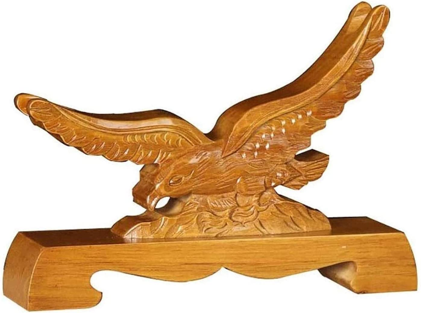 BZGKNUL Sword Stand Solid Wood Motif Eagle Display D Beauty products Japan's largest assortment