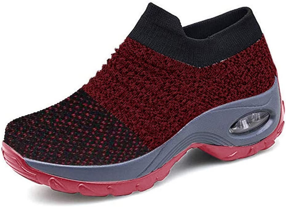 best arch support slip on sneakers