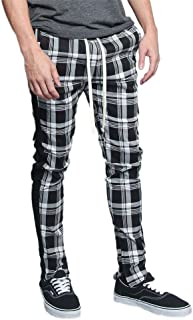 Best tartan plaid joggers Reviews